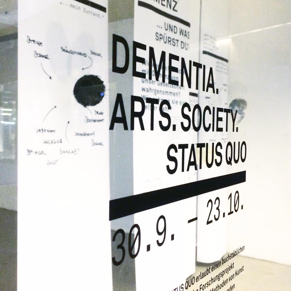 D.A.S Dementia. Arts. Society.