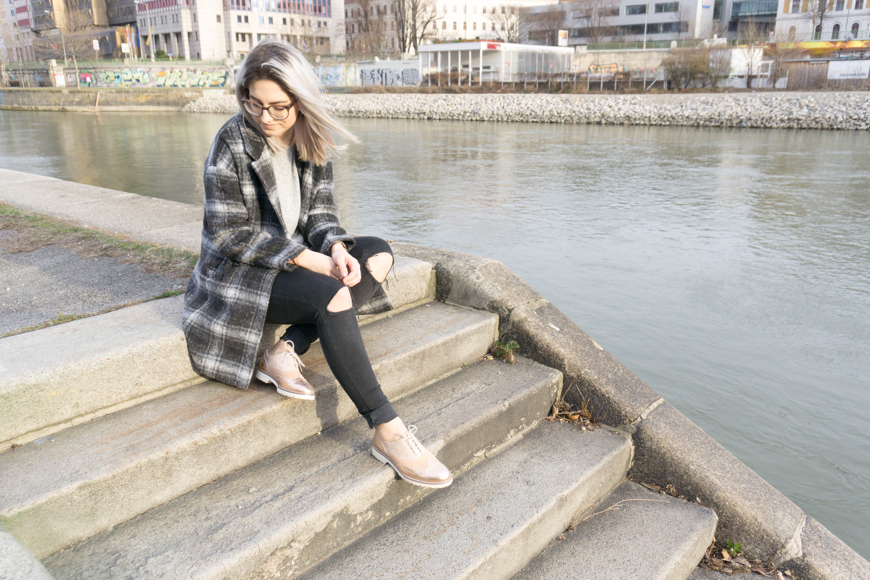 outfit kleider über jeans-15