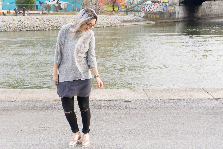 outfit kleider über jeans-7
