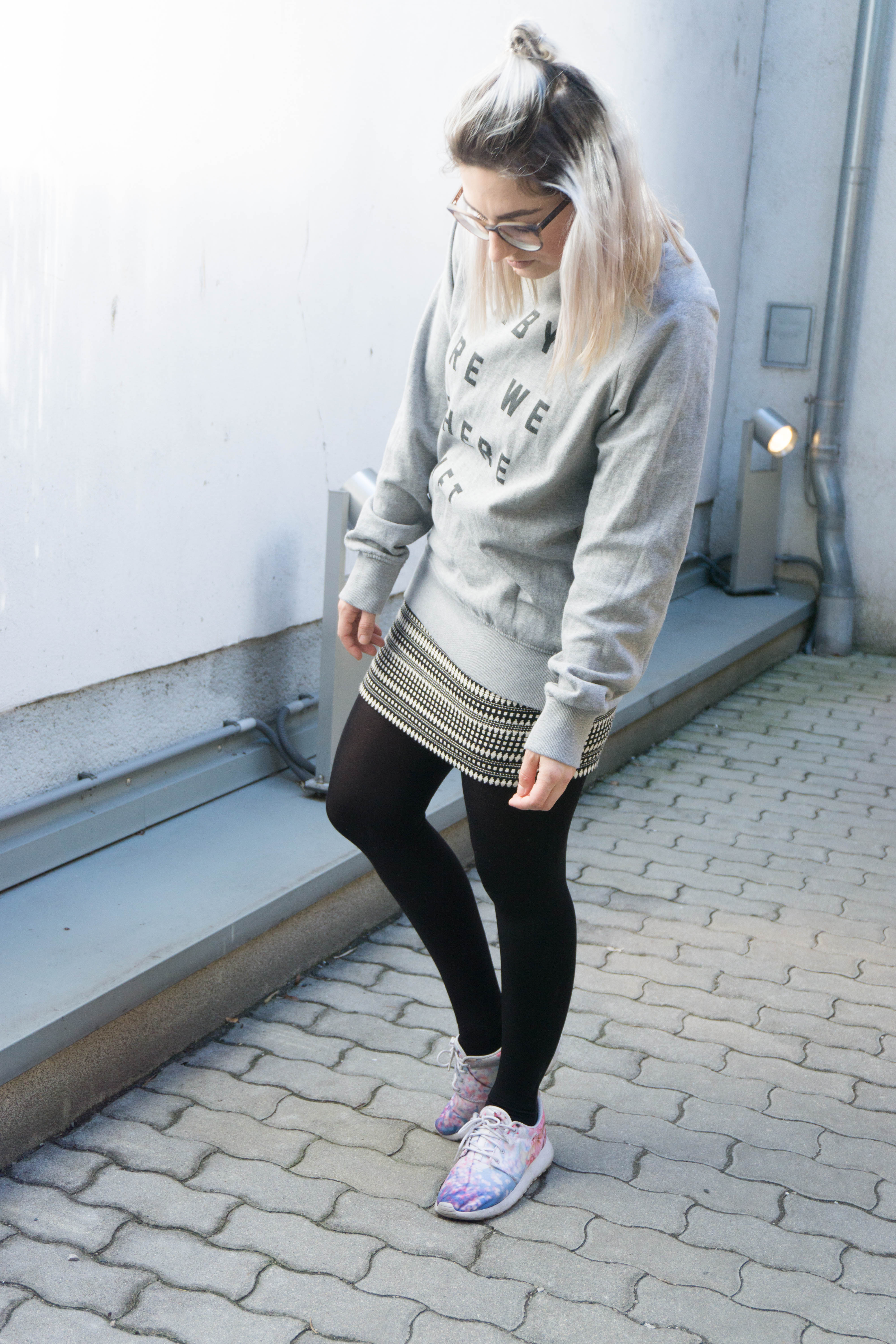 pullover outfit
