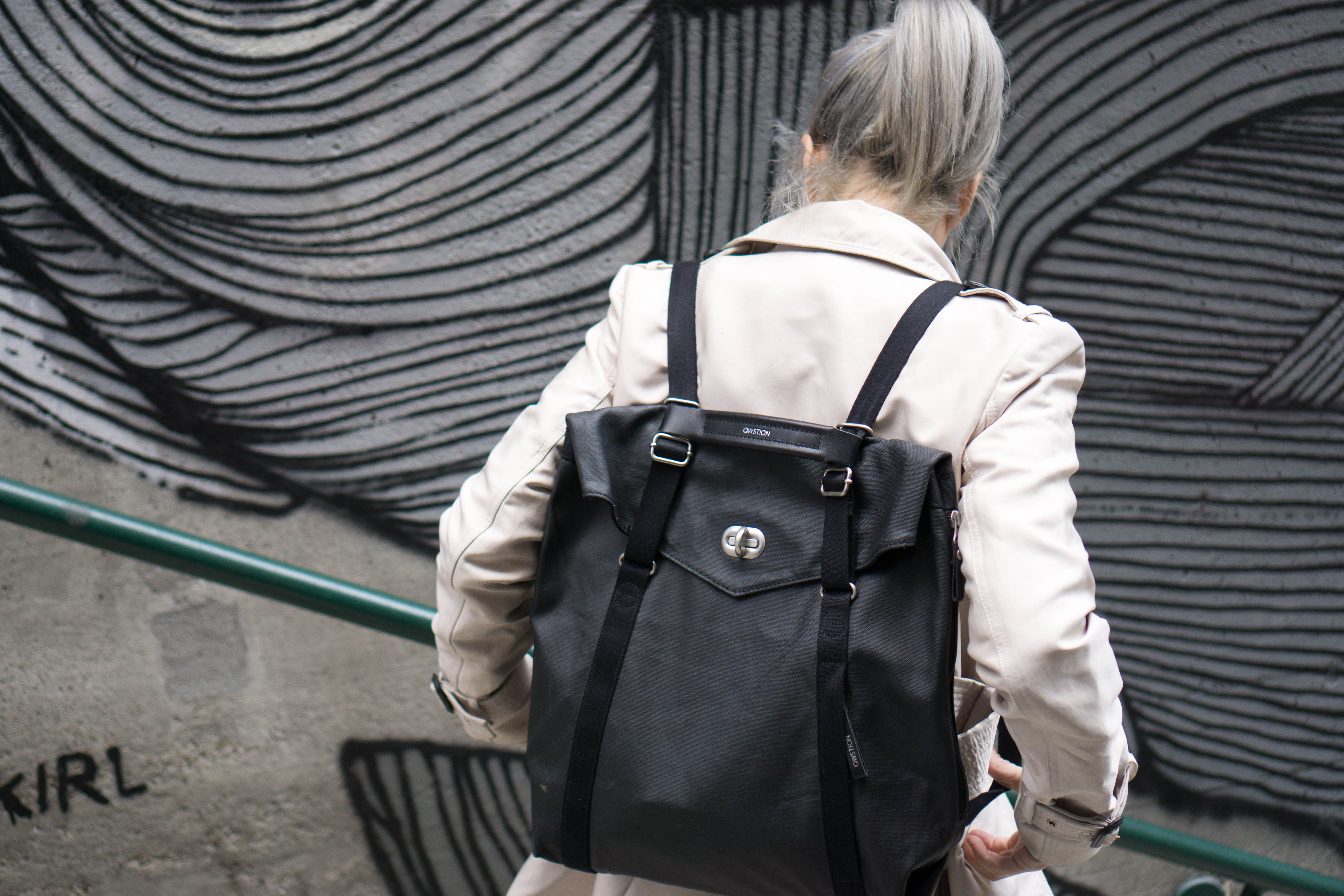Rucksack QWSTION-7