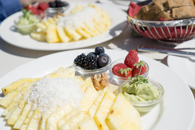 Frühstück Schlosscafé Mattsee